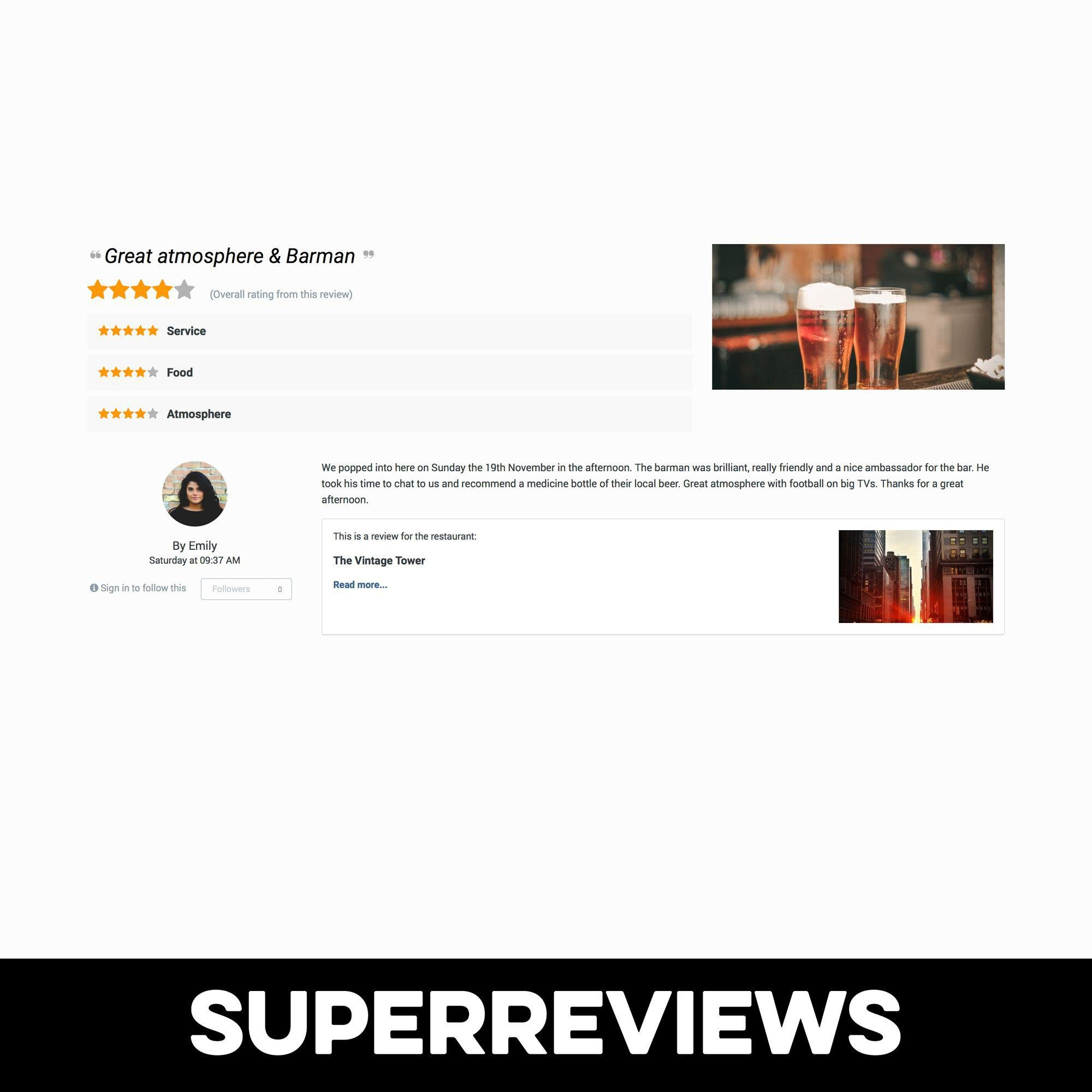 Pages SuperReviews